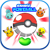 candy pokeball game
