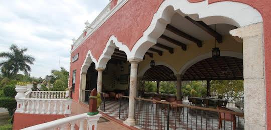 Hotel Hacienda Sánchez
