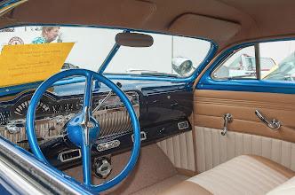 Photo: Myron's '50 Merc Interior