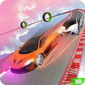 GT Racing Car Stunts: GT 5 Stunts Race Android APK Download Free By ActionRacing