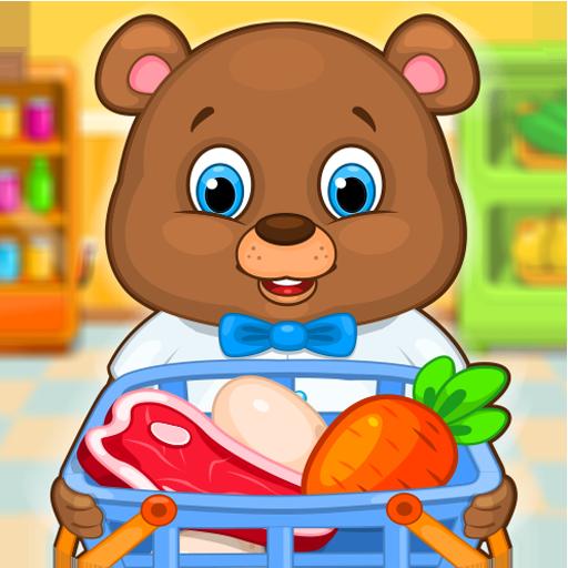 Children's supermarket (game)
