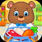 儿童超市 icon