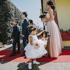 Fotógrafo de bodas Alessandro Spagnolo (fotospagnolonovo). Foto del 02.07.2019