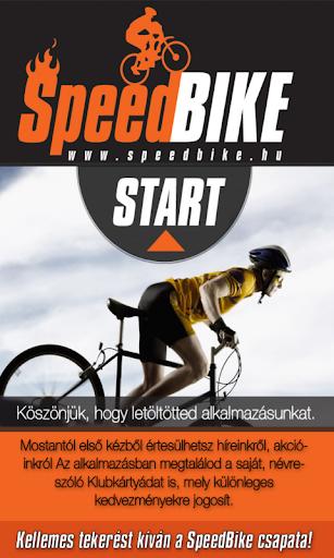 Speed Bike Kerékpárbolt