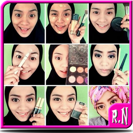 Makeup Tutorial For Muslim file APK Free for PC, smart TV Download
