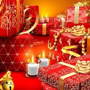 Vánoční Dárky Živé Tapety - náhled