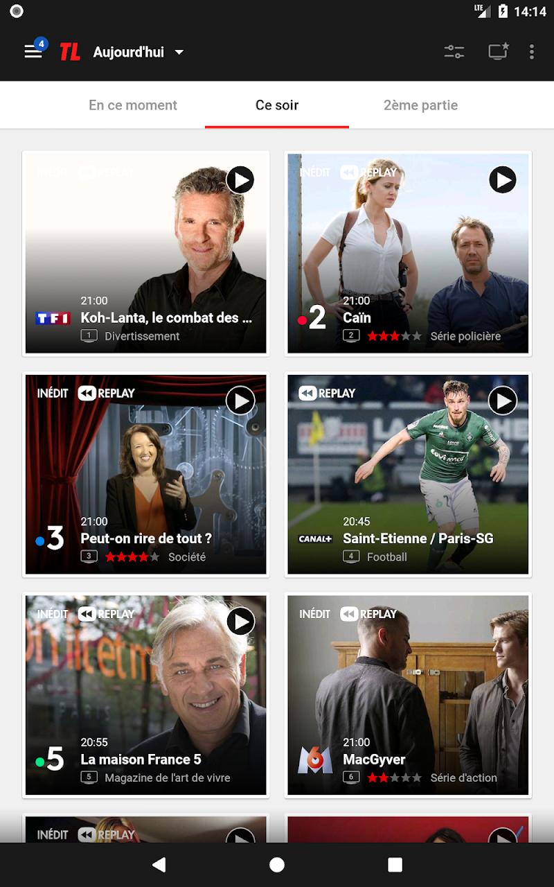Programme TV par Télé Loisirs : Guide TV & Actu TV Screenshot 15