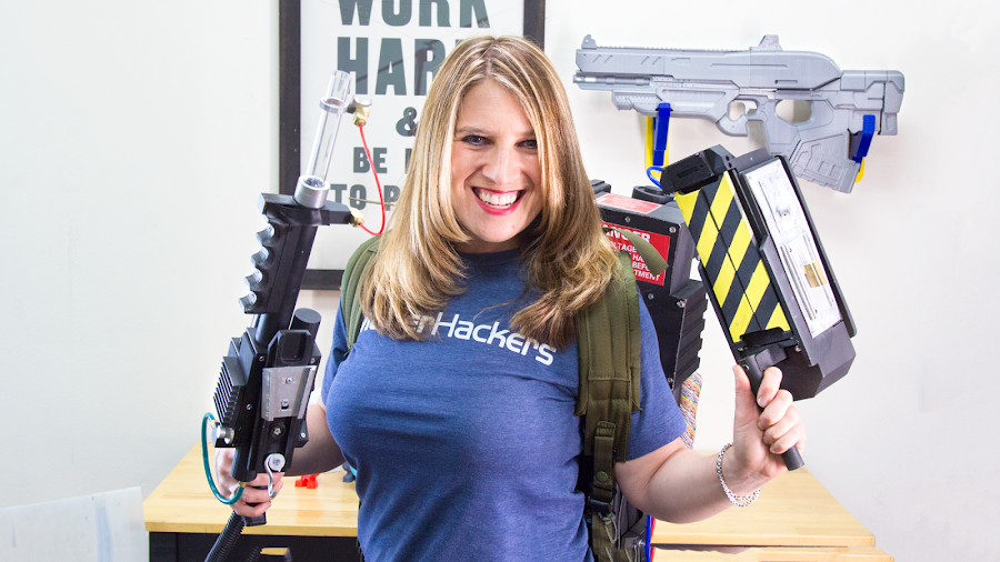 3D Printed Ghostbusters Movie Props | MatterHackers