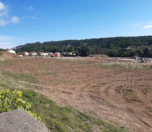 Vente terrain à bâtir 160 m2
