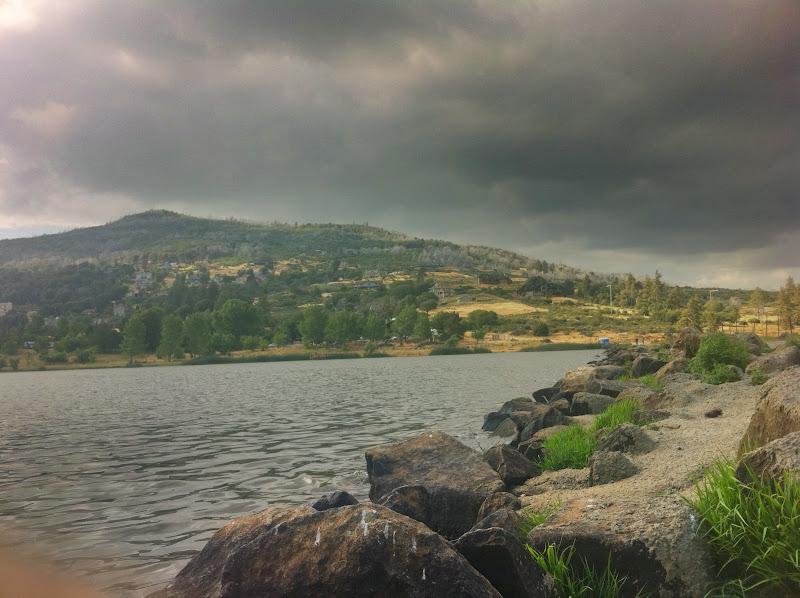 Photo: Lake cuyamaca