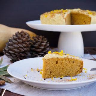 Butternut Squash Cake Recipe