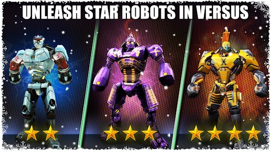 Real Steel World Robot Boxing 29.29.794 (Mod Money/Ad-Free) Apk + Data