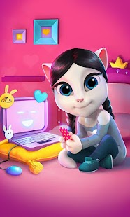 Download My Talking Angela For PC Windows and Mac apk screenshot 6