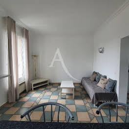 Appartement 2 pièces 38,52 m2