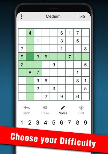 Sudoku 1.2.25 screenshots 8