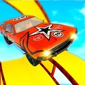 Real Hot wheels: Stunt Car Race: Drift Racing 2020 icon
