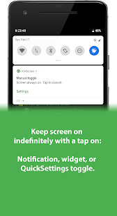 KinScreen 🥇 Most advanced screen control Screenshot