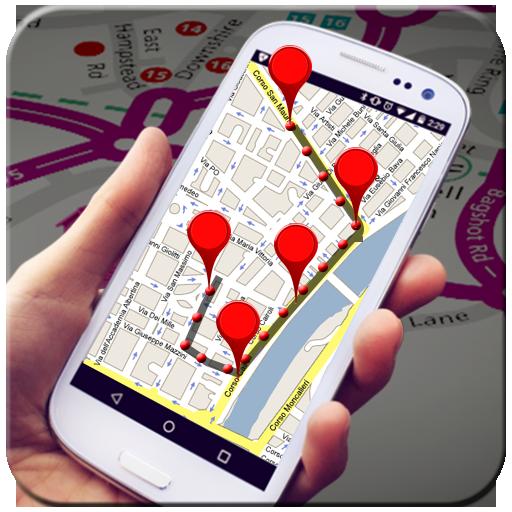 Mobile Location Tracker (app)