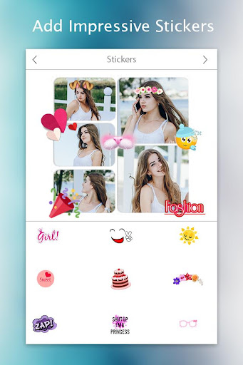 Love Photo Collage Maker : Grid Collage Editor for PC