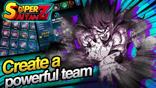Free Download Super Saiyan 2 0 0 APK, APK MOD, Super Saiyan Hack
