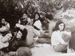 Photo: La Jira. Proveedor: Mari Mar Fernández. Año: 1972.