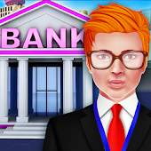 Bank Manager Simulator – Cashier Games