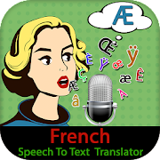 French Speech To Text Translator