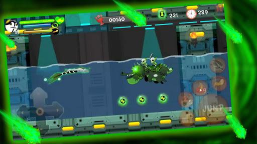 Alien Power Surge: Superhero Protector Transform 1.0 screenshots 2