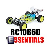 RC10B6D Essentials