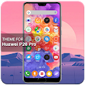 Theme for Huawei P20 Pro icon