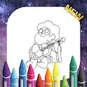 Steven Coloring Game Universe icon