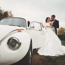 Wedding photographer Vladimir Rachinskiy (vrach). Photo of 23.09.2015