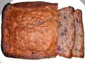 Country Strawberry Bread Recipe
