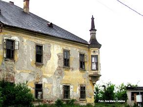 Photo: Castelul Teleki, fatada de nord