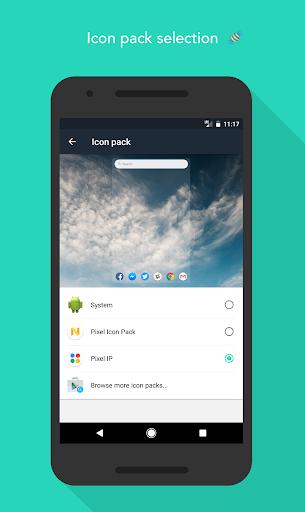 Evie Launcher screenshot 5