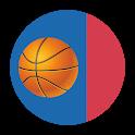 Basket quiz icon