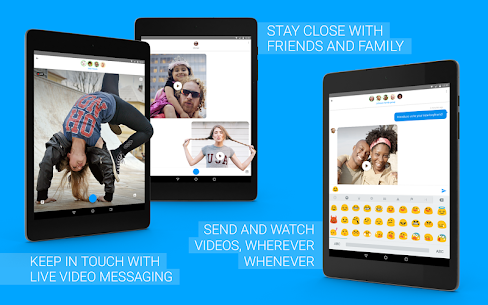 Glide – Video Chat Messenger App Download For Android and iPhone 8
