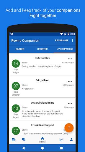 Rewire Companion: Overcome Porn Addiction for Android apk 3