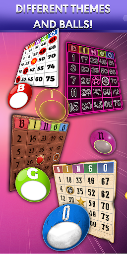 Bingo - Offline Free Bingo Games 2.1.1 Screenshots 4