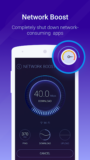 Cache Cleaner-DU Speed Booster (booster & cleaner) screenshot for Android