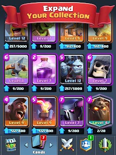 Clash Royale 2.0.1 MOD (Unlimited Gems/Crystal) Apk 9