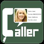 Mobile Tracker True Caller-ID Icon
