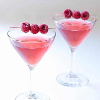 Raspberry Gimlet.