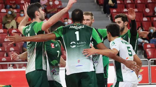 (19:30 horas): Llega la fiesta del voleibol al Moisés Ruiz