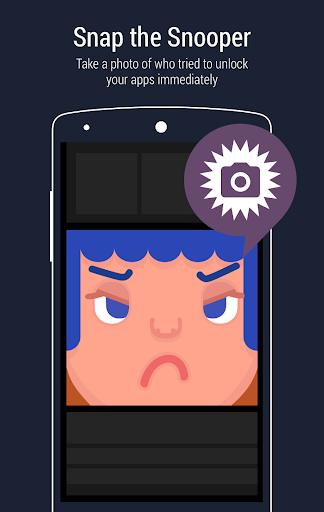 AppLock - Fingerprint Unlock screenshot 1