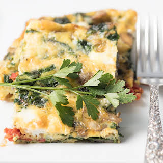 Healthy Spinach And Egg Casserole Recipes.