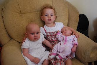 Photo: The cousins