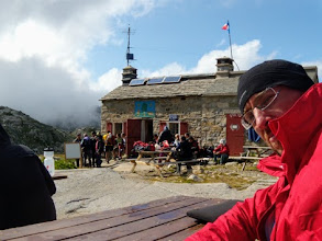 Photo: Refuge d'Arremoulit, 2305m.