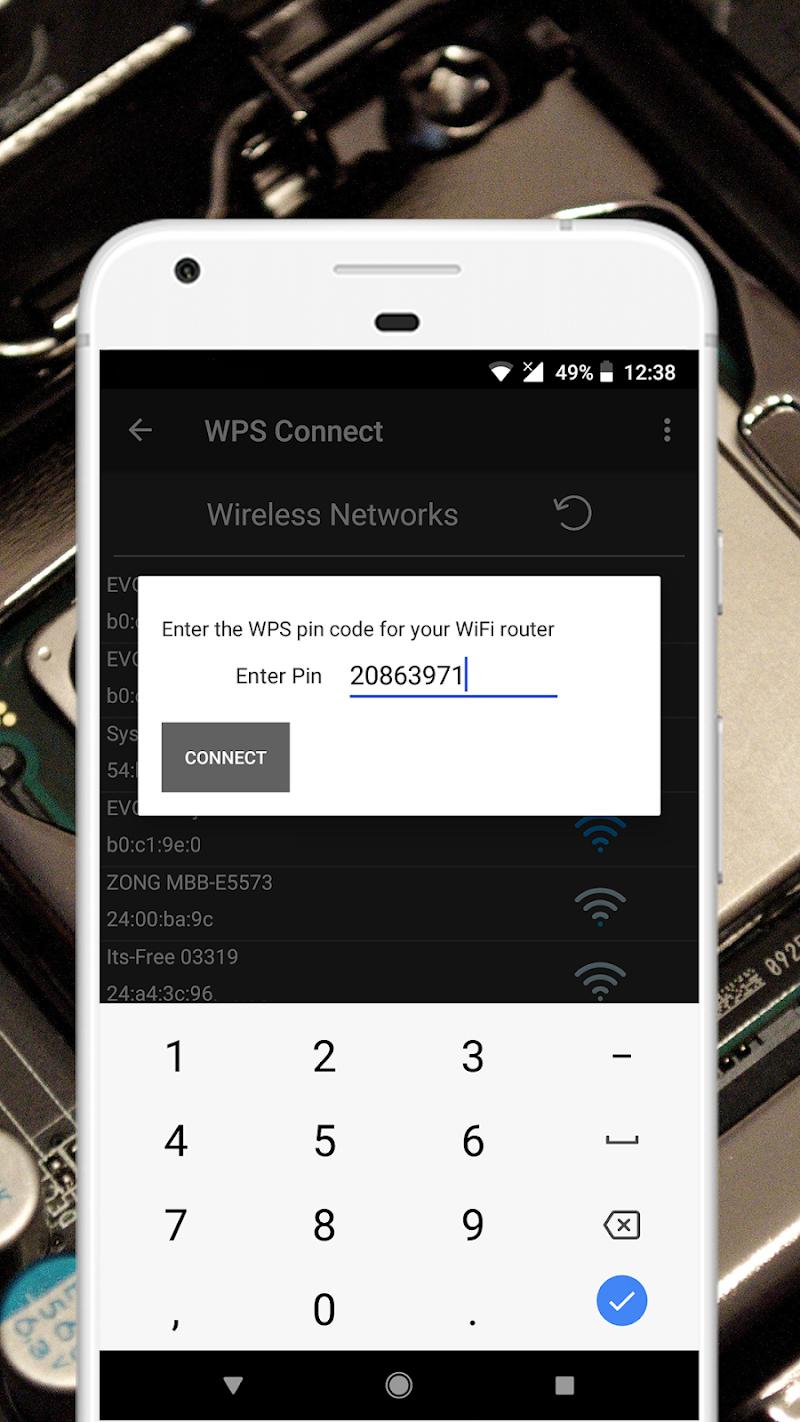 WiFi ToolKit : WiFi Analyzer – WPS Connect – Ping APK Cracked Free