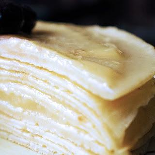 Zesty Lemon Crêpe Cake (gluten-free, low-fodmap)